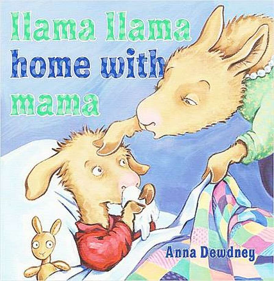 """The Colgate Bookstore will host a llama-themed children's program Sept. 10 at 11 a.m. featuring the book """"Llama Llama Home With Mama."""""""