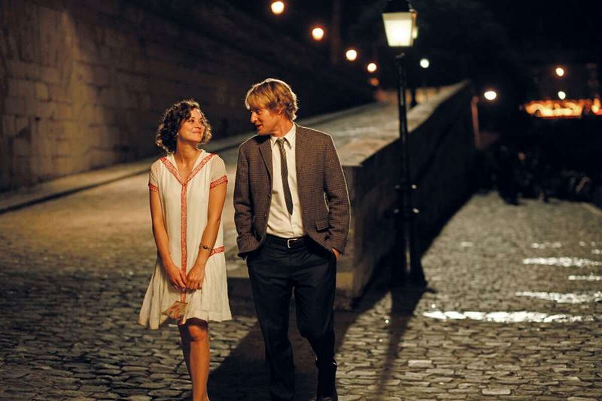 Sony Pictures: Owen Wilson, here with Rachel McAdams, proved a solid leading man in the best pick