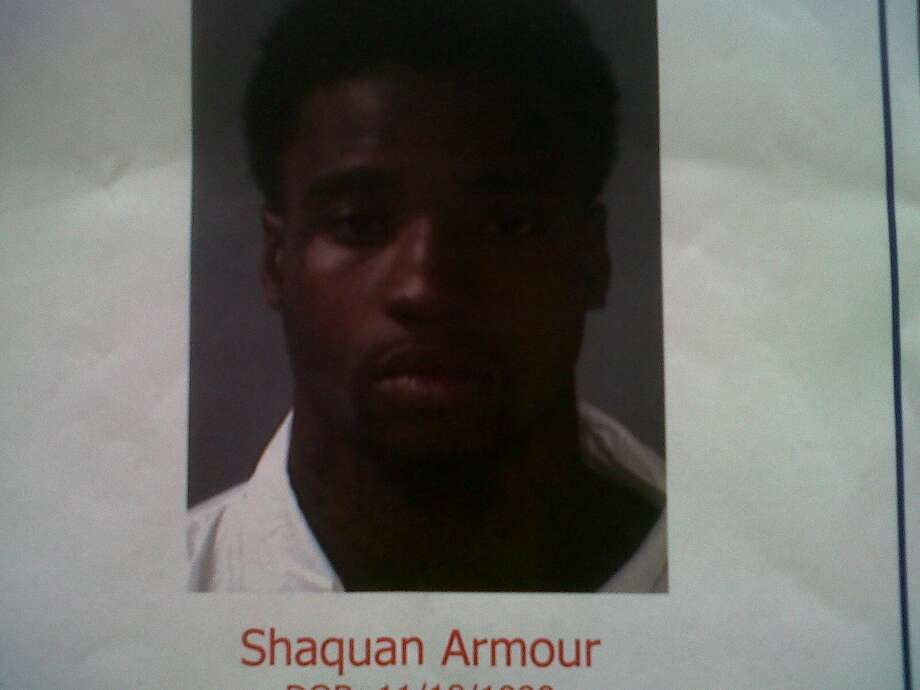 Shaquan Armour, 20, was arraigned for murder and related charges in connection with the killing of Lee Mitchell, 28, of West Haven, in the Hill neighborhood Wednesday