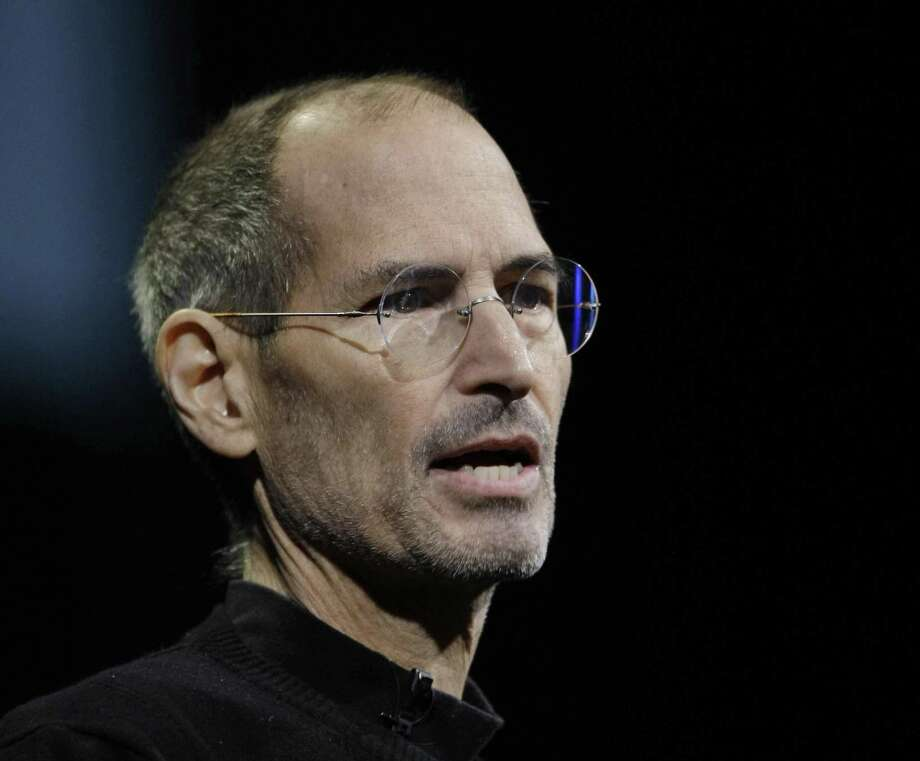 Steve Jobs Photo: AP / AP2011
