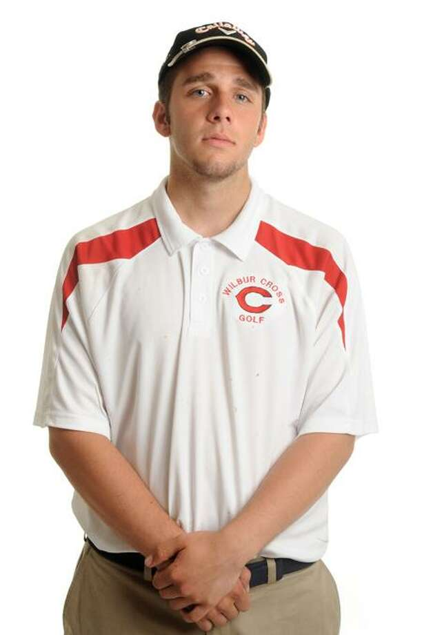 Male Athlete of the Week: Steve O'Neill, Wilbur Cross golf.