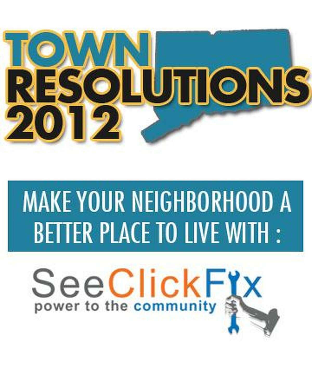 Propose resolutions for your town with SeeClickFix.
