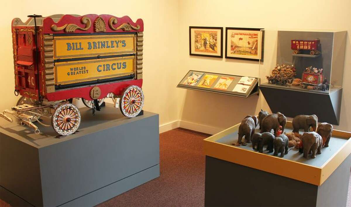 Submitted photo: Check out these Connecticut-made vintage and hand-made toys at Mattatuck Museum Arts & History Center.
