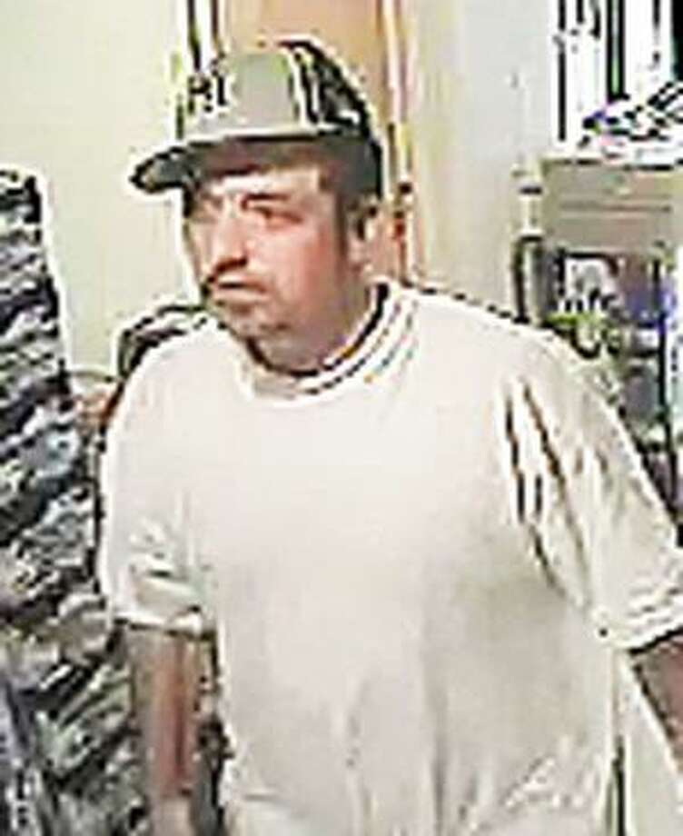 Submitted Photo One of two suspects in the robbery of a Sylvan Beach store.