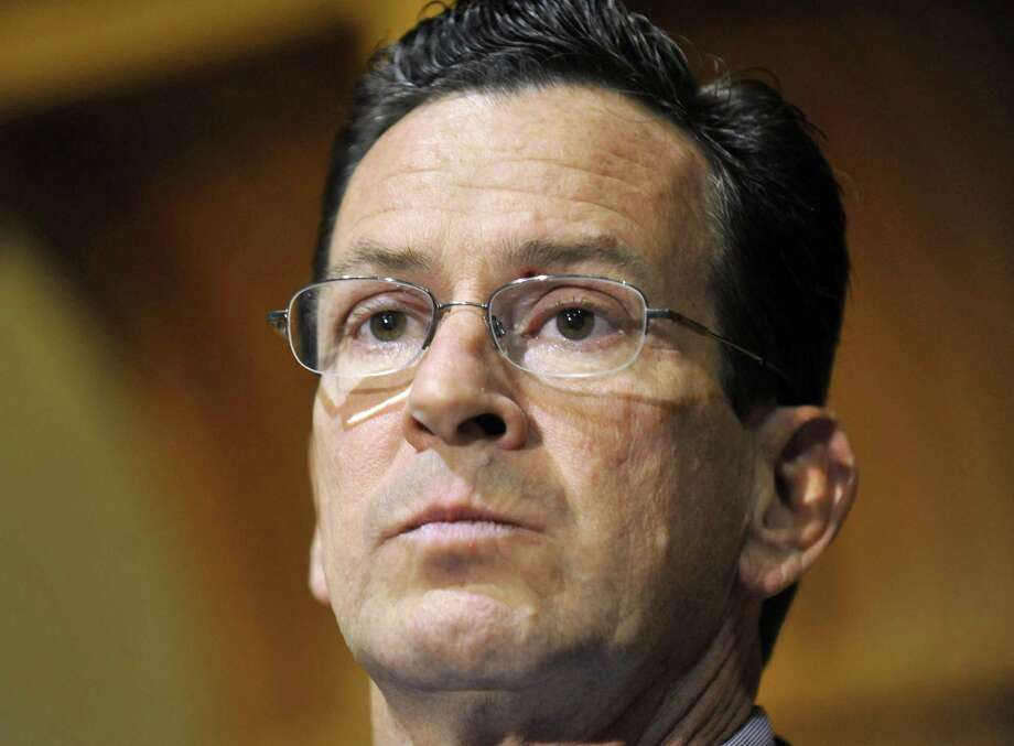 File photo, Dan Malloy (AP) Photo: AP / AP2010