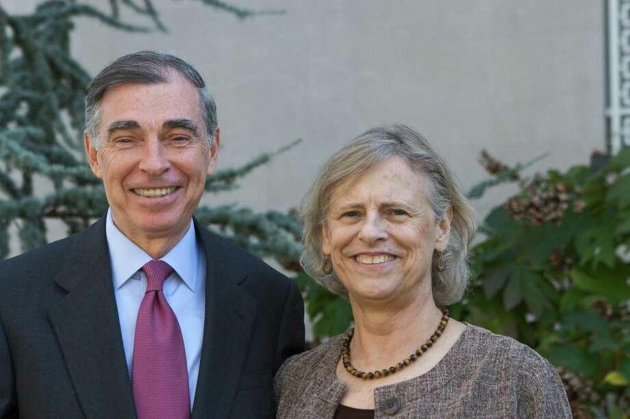 Bruce and Christine Alexander
