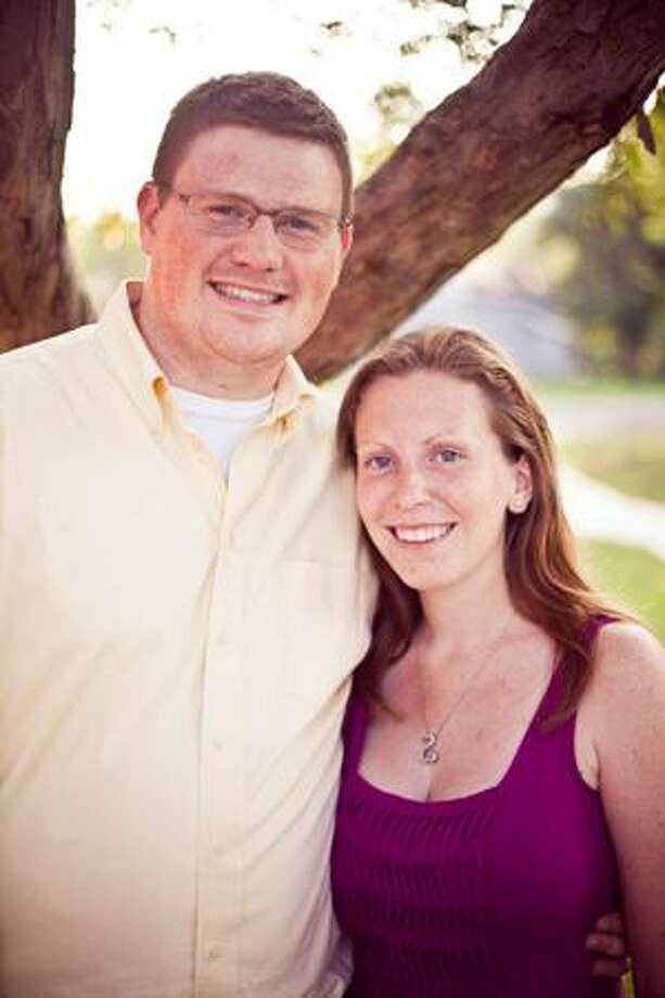 Jonathan (Jay) Lehmann and Chelsea Carhart