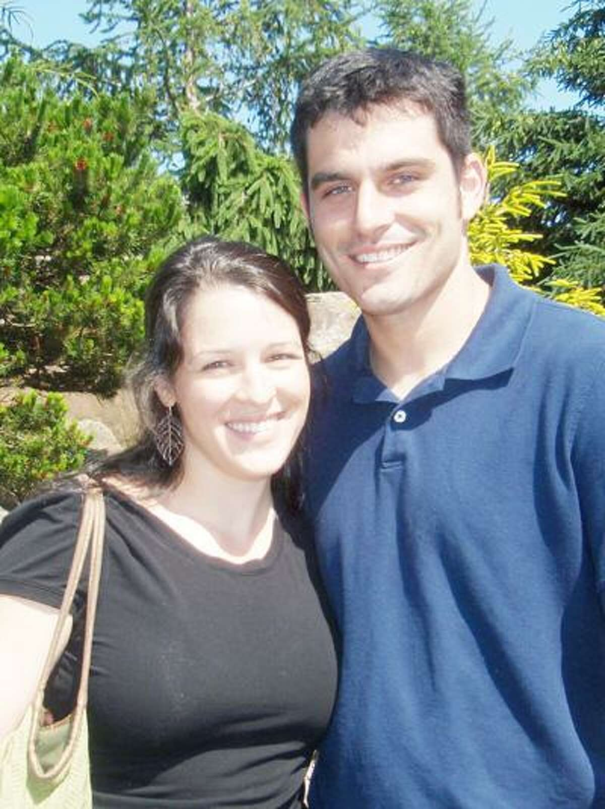 Meggan Blanchard and Andrew Meakin