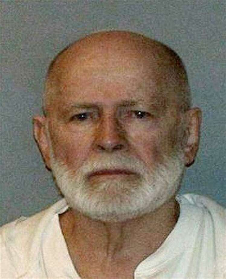 This booking photograph, obtained by WBUR 90.9 - NPR Radio Boston, shows Boston mob boss James 'Whitey' Bulger. Bulger, the FBI's most-wanted man and a feared underworld figure linked to 19 murders, was captured Wednesday in Santa Monica, California after one of the biggest manhunts in U.S. history. (AP Photo/WBUR 90.9) Photo: ASSOCIATED PRESS / AP2011
