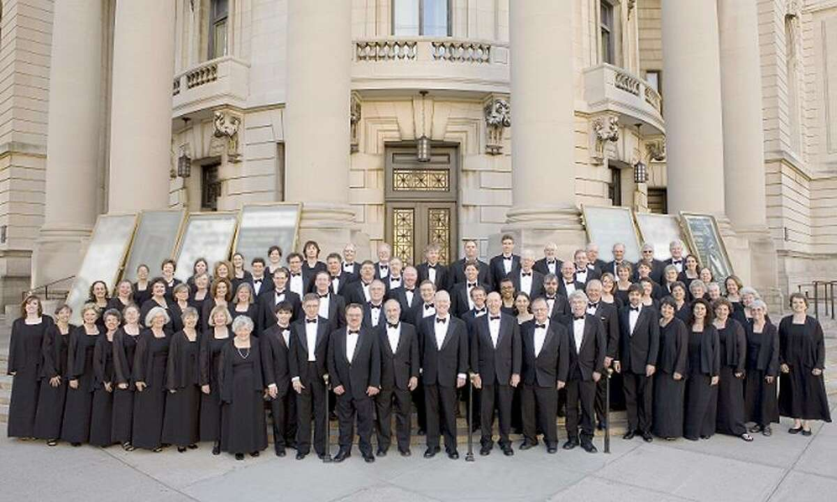 The New Haven Chorale hopes a little wine and song will encourage people to support its Oct. 27 major fundraiser in Branford.