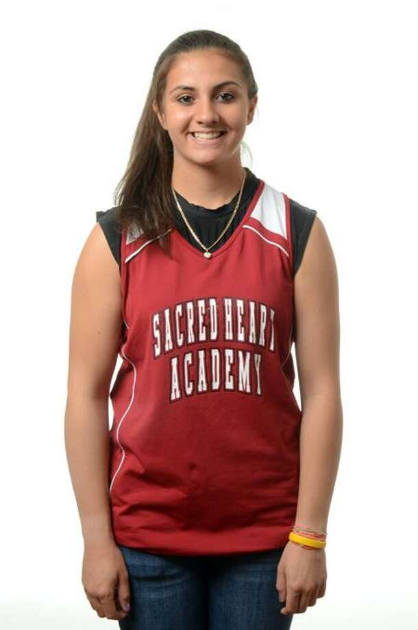 Girls' Athlete of the Week: Molly Flowers, Sacred Heart Academy softball