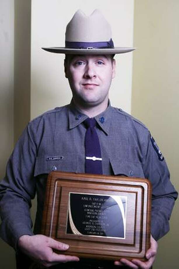 Law enforcement honored at annual luncheon recognizing DWI