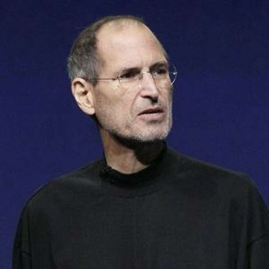 Steve Jobs  Associated Press photo