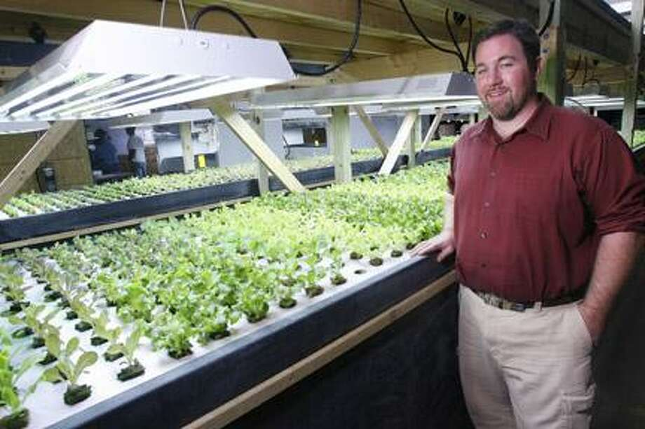 Fish power Aqua Vita Farms in Sherrill - New Haven Register