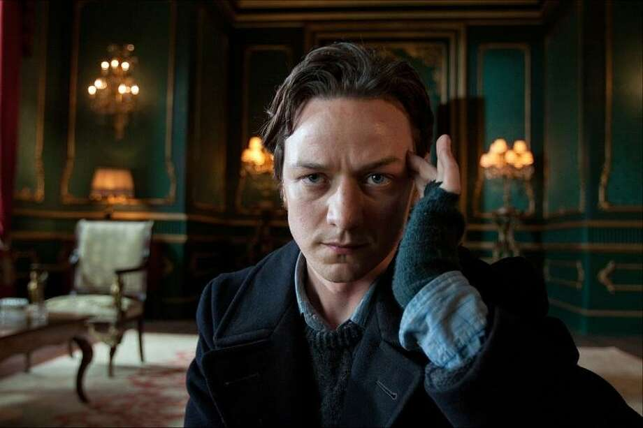 """James McAvoy portrays Charles Xavier, a powerful telepath who can read and control minds, in """"X-Men: First Class."""" / TM and ©2011 Twentieth Century Fox Film Corporation. All rights reserved. Not for sale or duplication."""