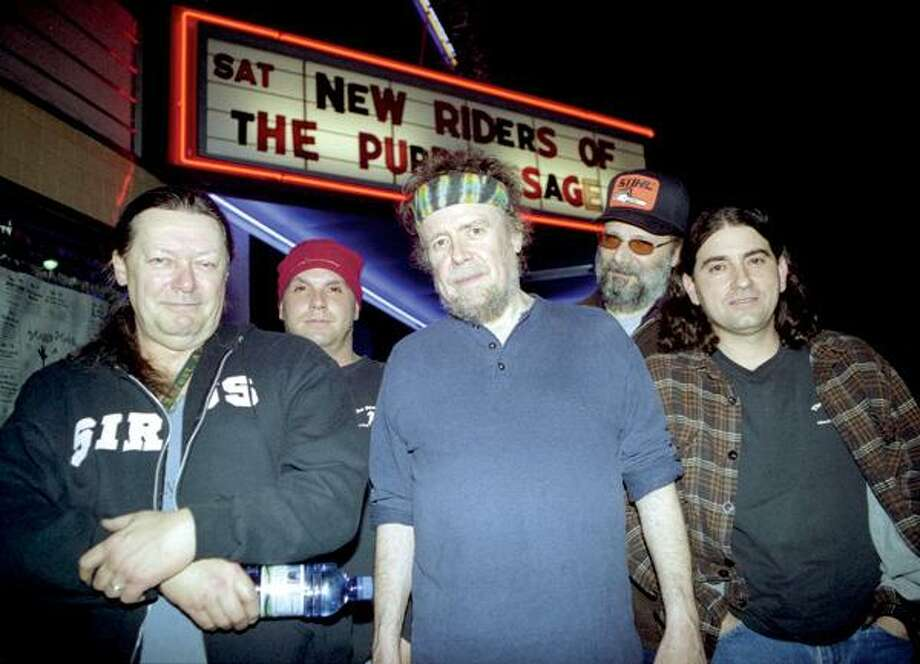 Contributed photo, New Riders of the Purple Sage is part of the opening day Gathering of the Vibes' lineup.