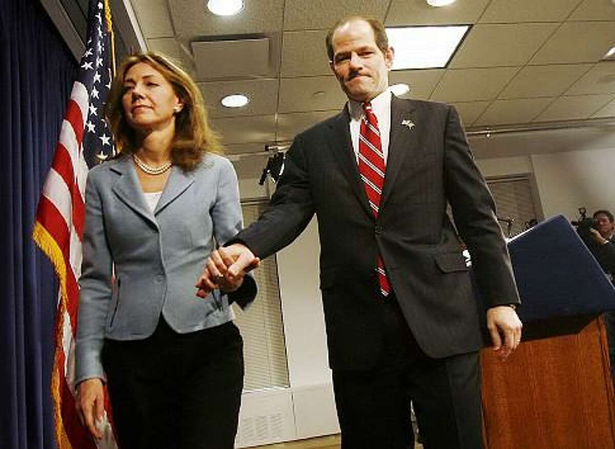 10 Mar 2008, New York City, New York, USA -- New client 9: The fall and rise of Eliot Spitzer Original Filename: 2010_client_9_005.jpg