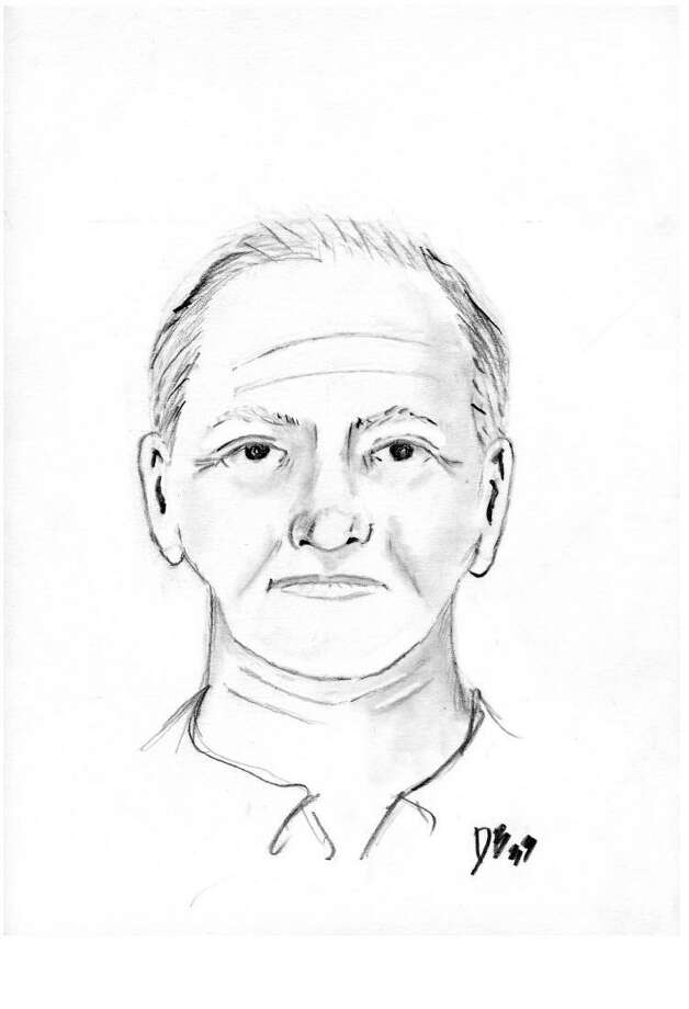 Milford police released this sketch of a man who allegedly exposed himself.