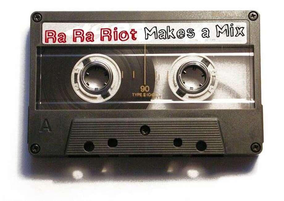 Ra Ra Riot made this week's mix.