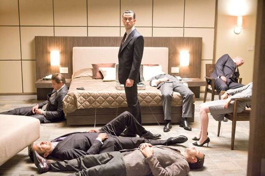 DREAM POLICE: Christopher Nolan's Inception scored a big opening, leading this week's box office totals.