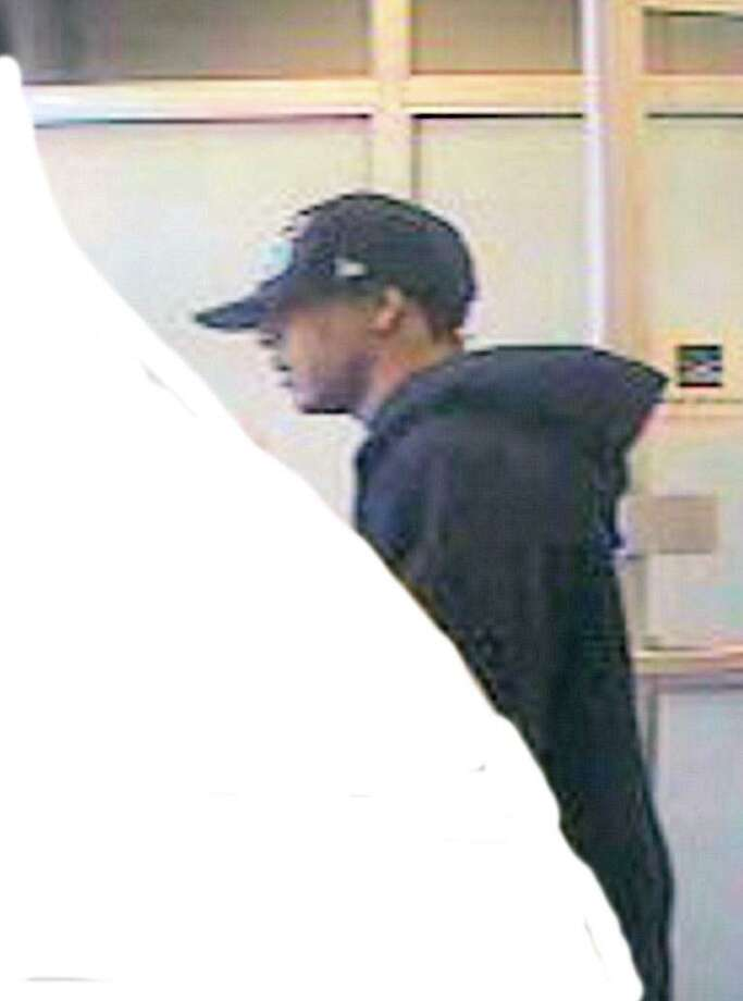 West Haven bank robbery suspect