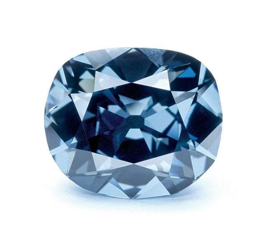 The Hope Diamond.