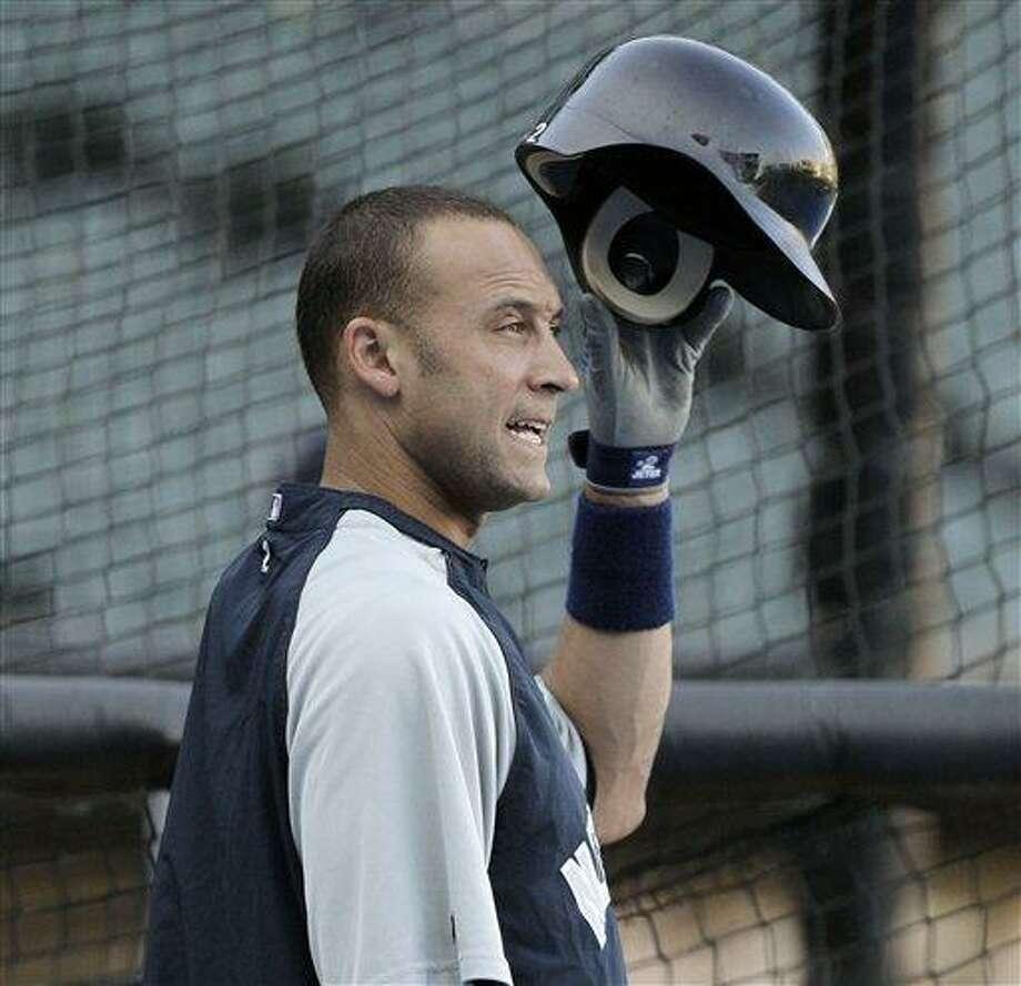Jeter Photo: AP / AP