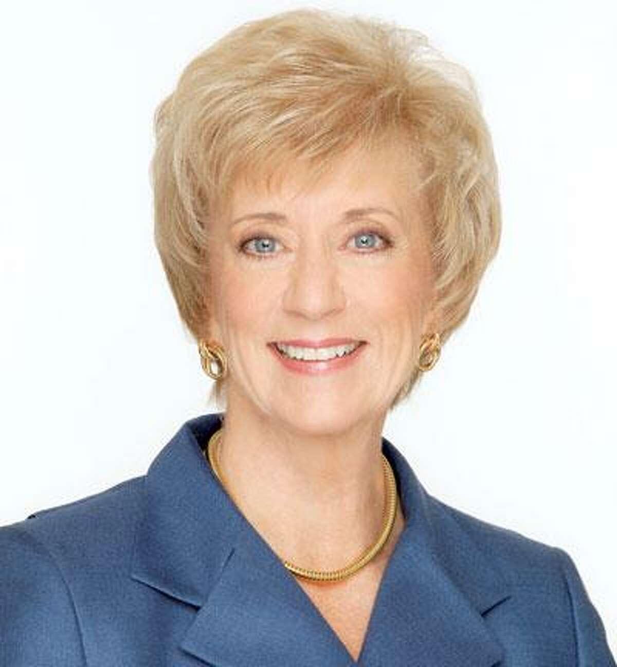 U.S. Senate candidate Linda McMahon