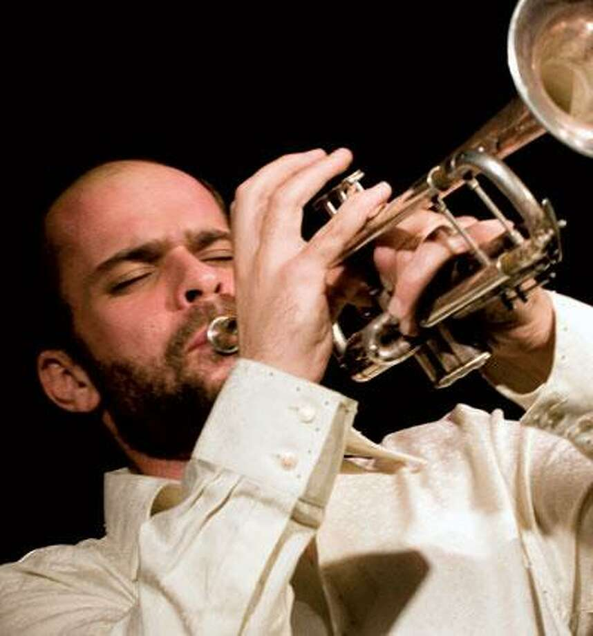 Amir ElSaffar & Two Rivers Ensemble open the first of the three Courtyard Concerts on Tuesday.