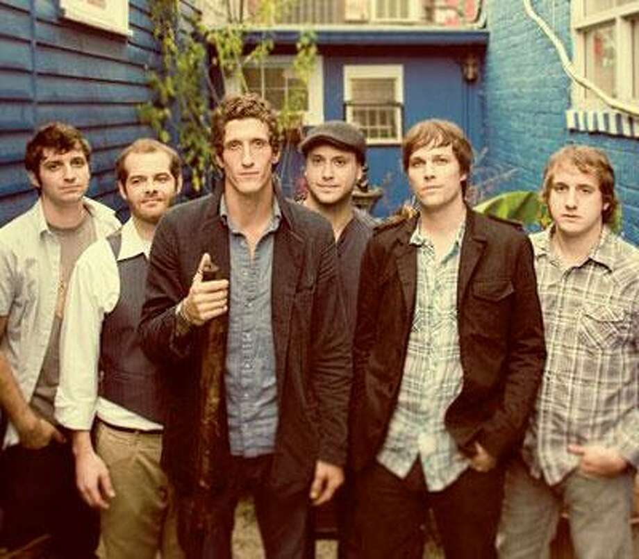 The Revivalists did a show at Toad's Place in New Haven this past summer.