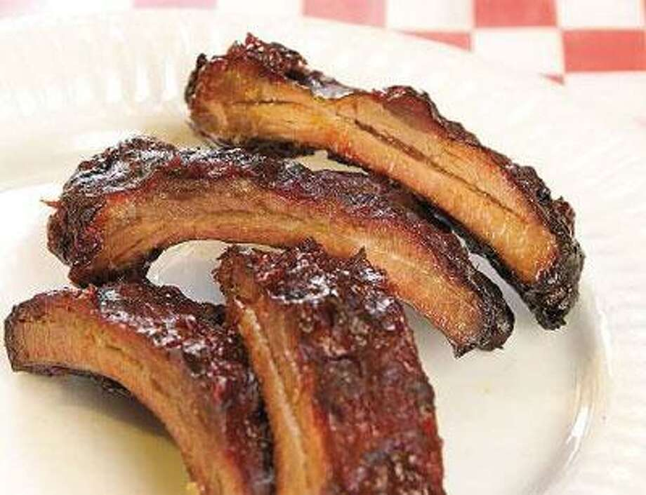 Apricot Glazed Barbecued Baby Back Ribs (Tribune Media Services)