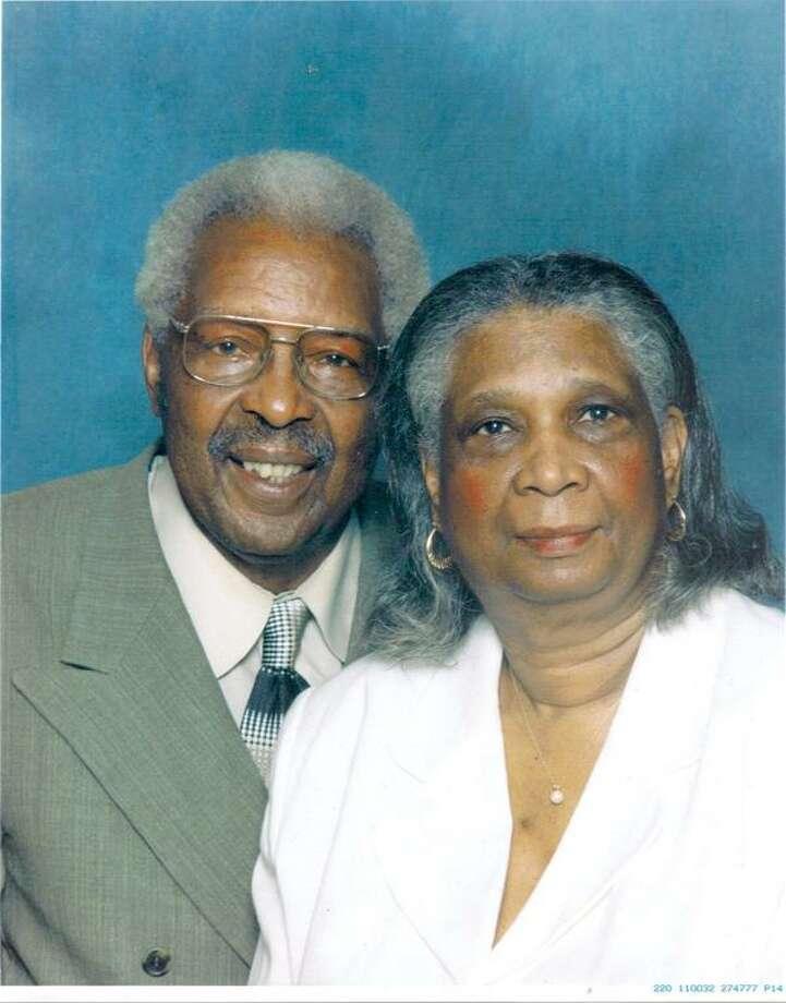 Nathaniel and Margaret Keaton