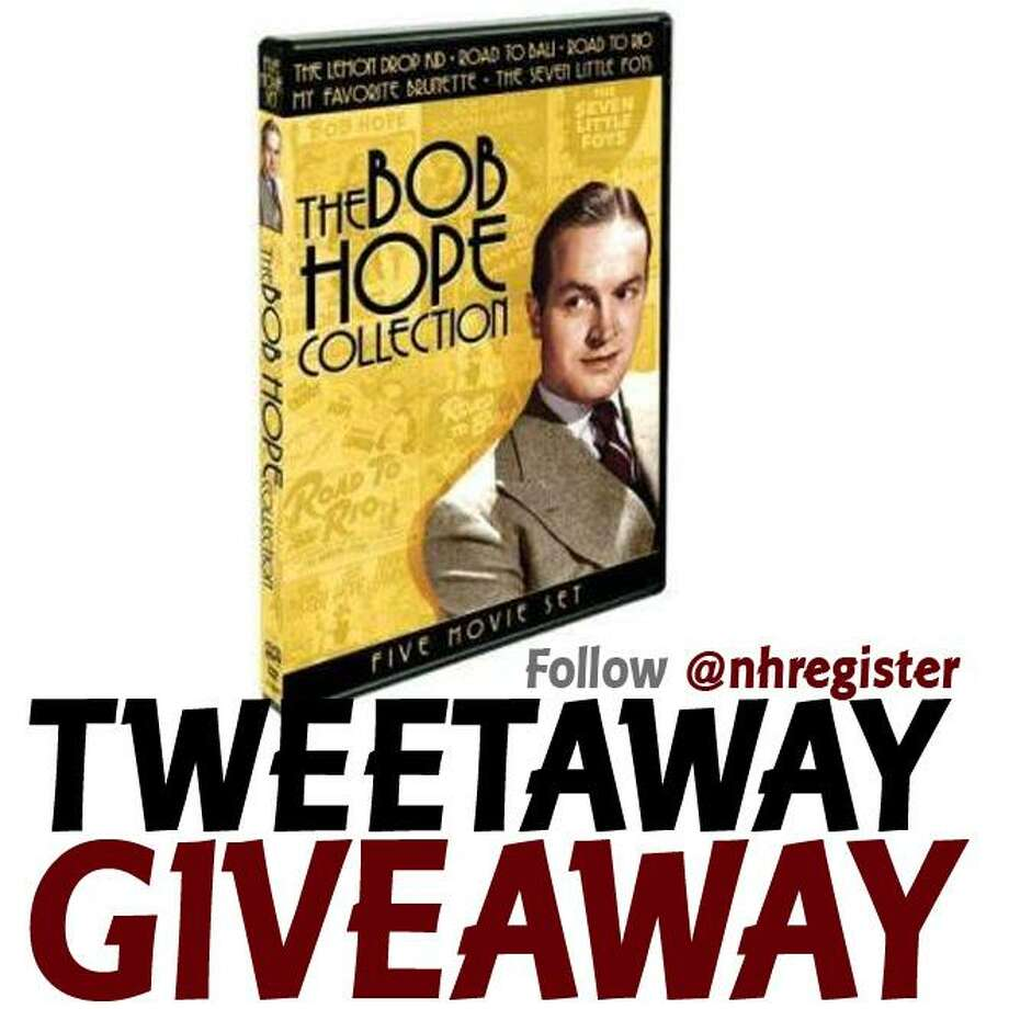 CHRISTMAS HOPE: Tweet a link to this page for a chance to win the Bob Hope Collection on DVD.