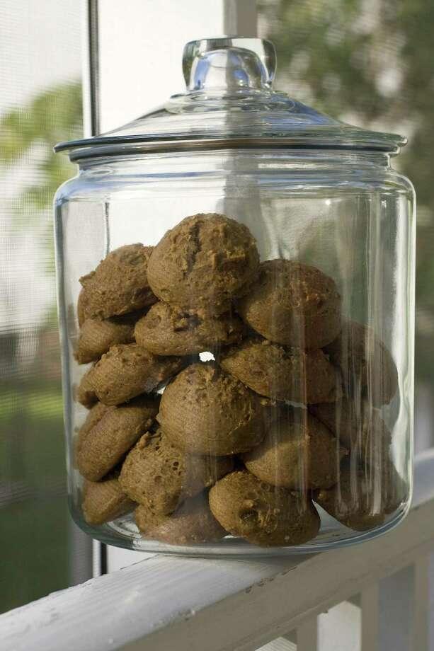 Larry Crowe/Associated Press, Pumpkin Double-Ginger Cookies Photo: ASSOCIATED PRESS / FR41490 AP