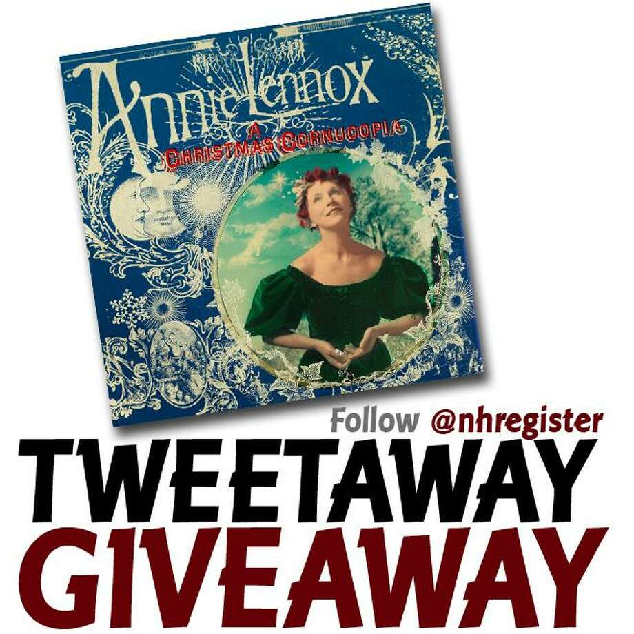 Tweet a link to this page to win Annie Lennox's new Christmas album, 'Christmas Cornucopia'.