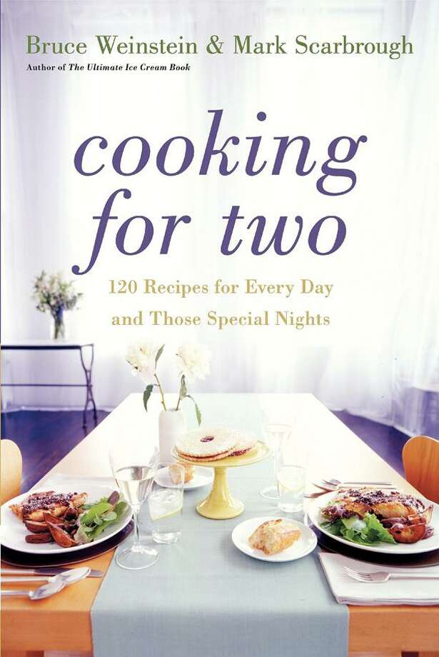 Recipes for this New Year's Eve dinner come from two Connecticut cookbook authors.