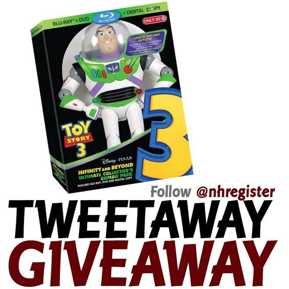 Tweet this page for a chance to win the Toy Story 3 Ultimate Combo pack.