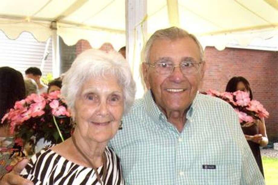 Richard and Frances Jane DeFabio