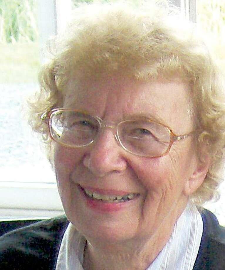 Contributed photo, Blanche B. Baldwin