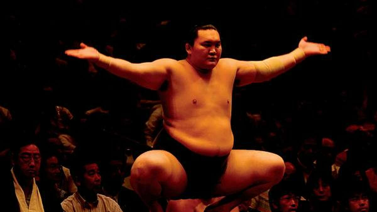 Magnolia Pictures/Associated Press photo, Corruption in the sumo wrestling industry is but one of the topics in