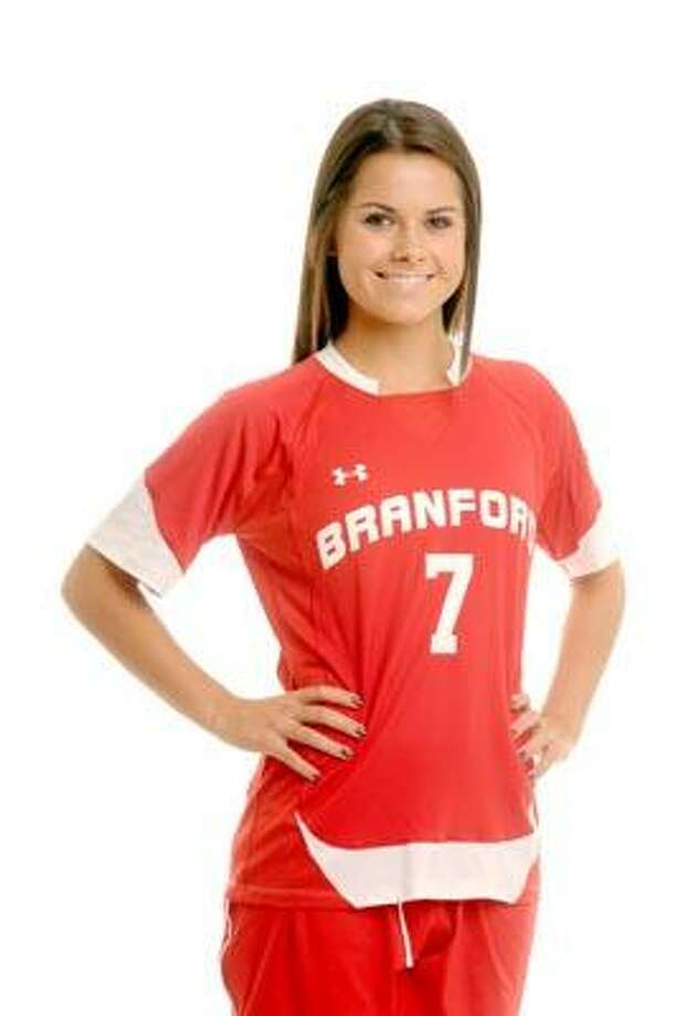 Female Athlete of the Week: Nicole Paviglionite, Branford soccer.