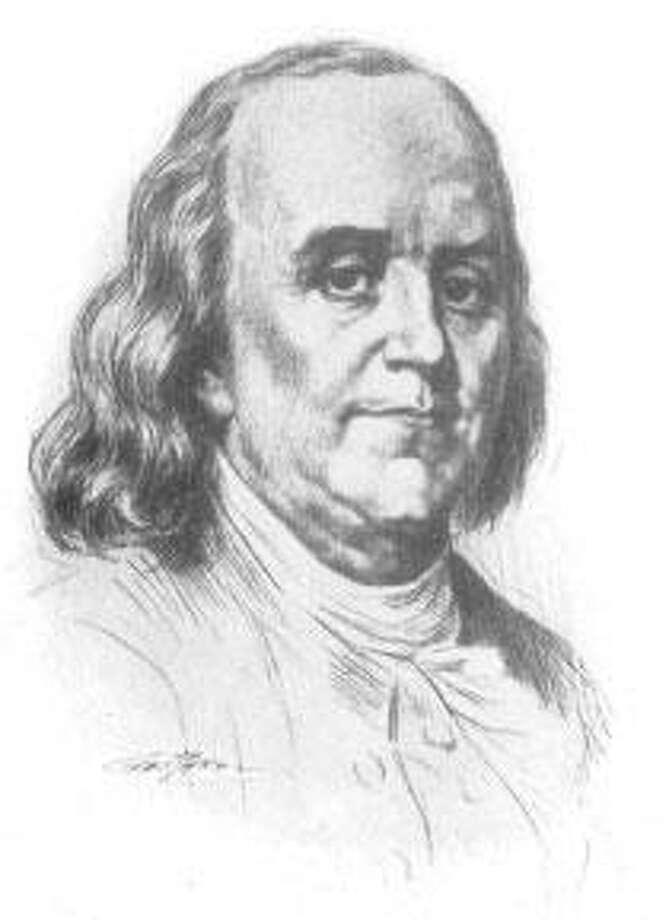 Ben Franklin.