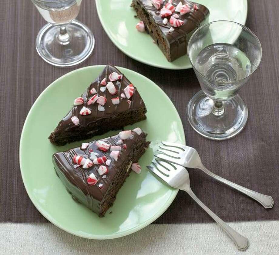 Ann Stratton/Courtesy Chronicle Books photo, Peppermint Patty Cake