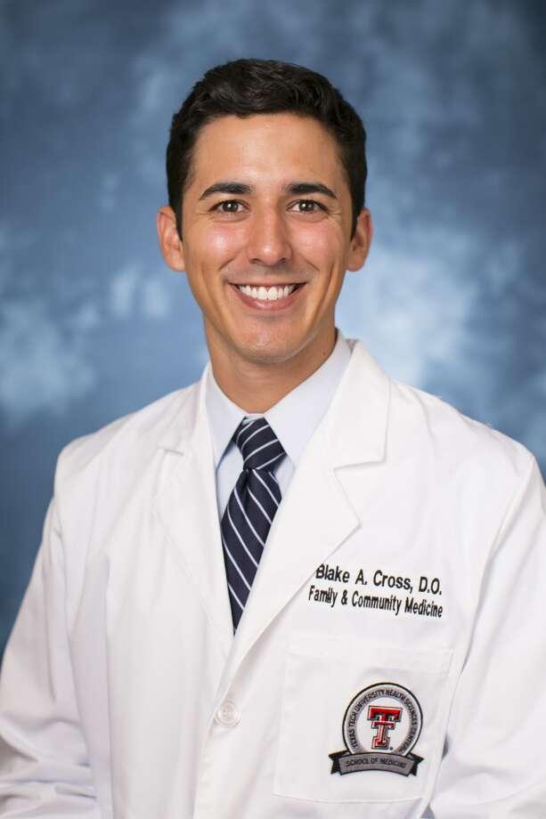 Dr. Blake Cross