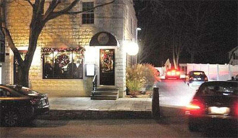Parking is challenging at the popular Bar Bouchon in Madison. (Mara Lavitt/Register)