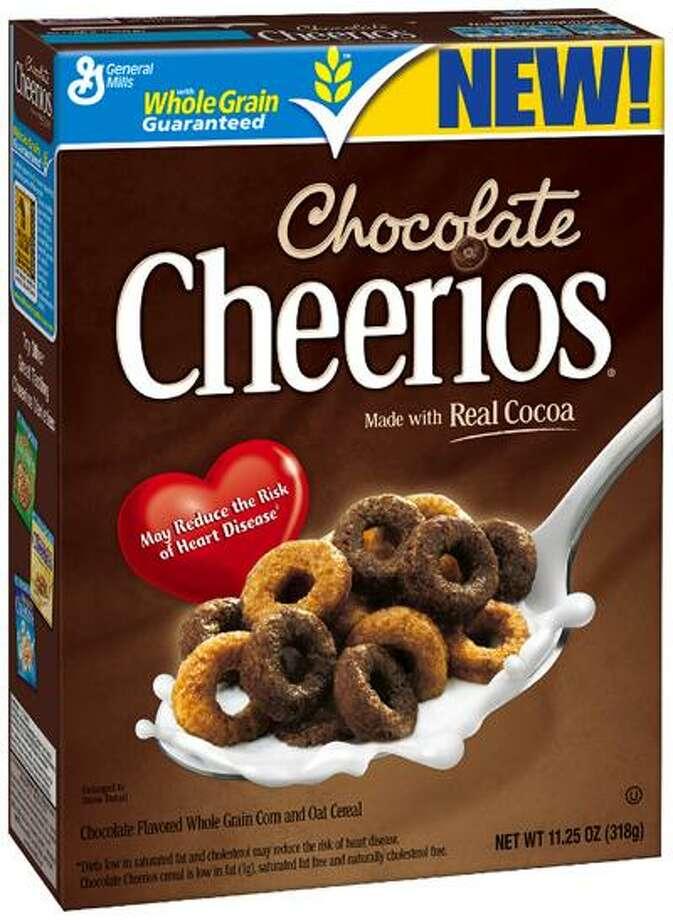 General Mills Chocolate Cheerios