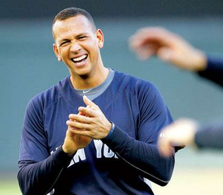 Will Alex Rodriguez and the Yankees enjoy the last laugh against the Minnesota Twins in the ALDS? We'll find out when the series starts tonight. (Associated Press)