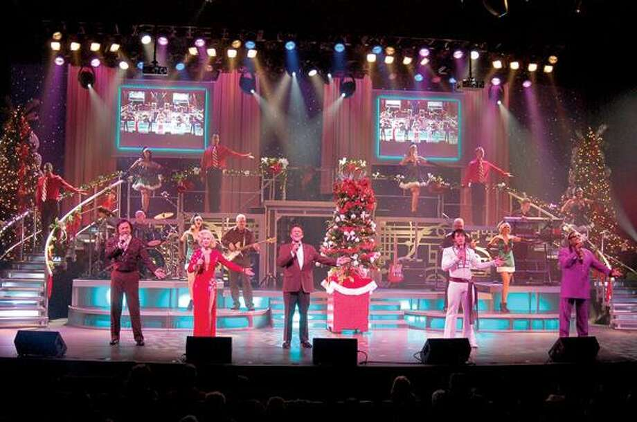 """Bob Hocking/Foxwoods photo, The finale of """"Legends"""" at Foxwoods."""