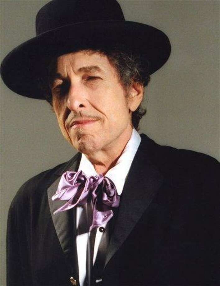 FILE - In this undated file image released by Columbia Records, music legend Bob Dylan is shown.  (AP Photo/Columbia Records, William Claxton) Photo: AP / AP2006
