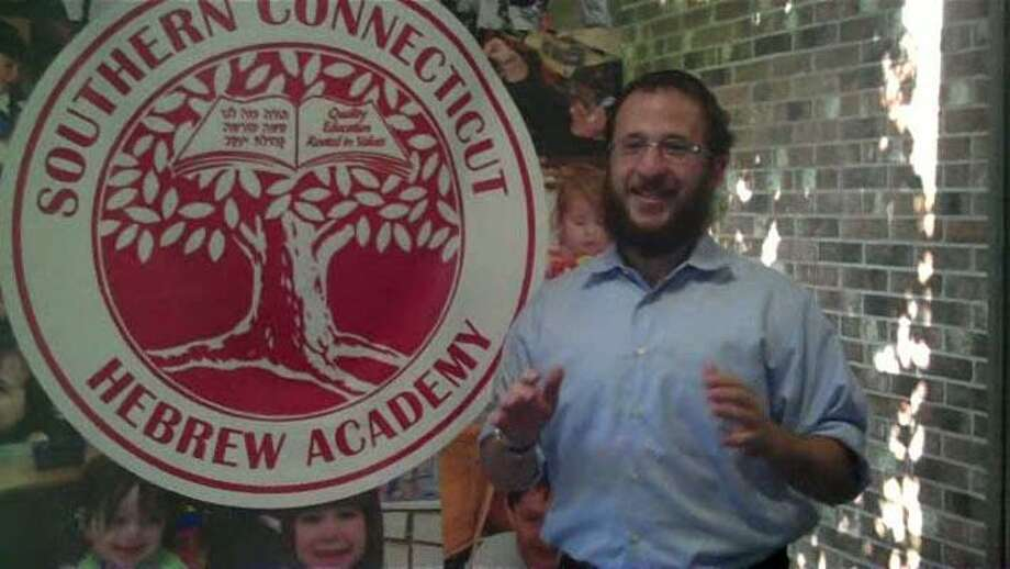 Rabbi Mendy Hecht of Southern Connecticut Hebrew Academy discusses a Facebook competition that will provide $500,000 grants, courtesy of Kohl's department store, to 20 schools that receive the most votes on the website.